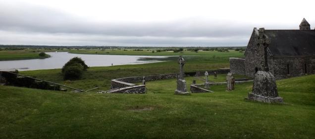 Monastery of Clonmacnoise